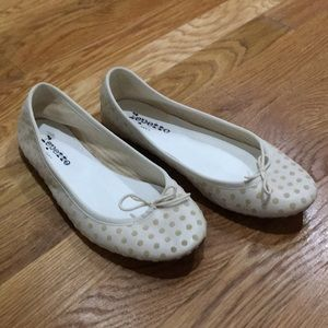 Repetto ballet flats!  New, never worn